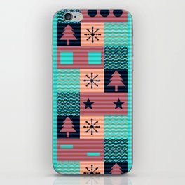 Christmas decoration II iPhone Skin