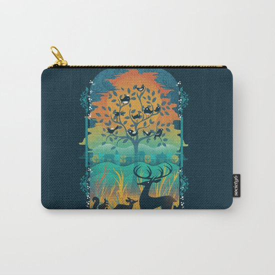 Natural Wonders Carry-All Pouch