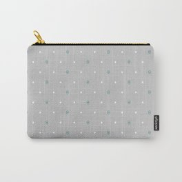 Brighting diamond (grey background) Carry-All Pouch