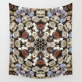 Pieces of Time Wall Tapestry