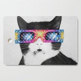Laser Cat Cutting Board