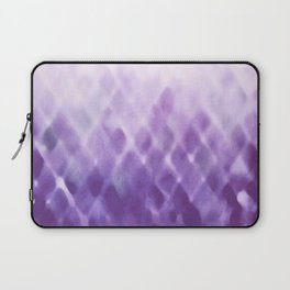 Diamond Fade in Violet Laptop Sleeve