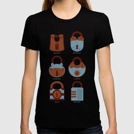 Evolution of Secrets T-shirt