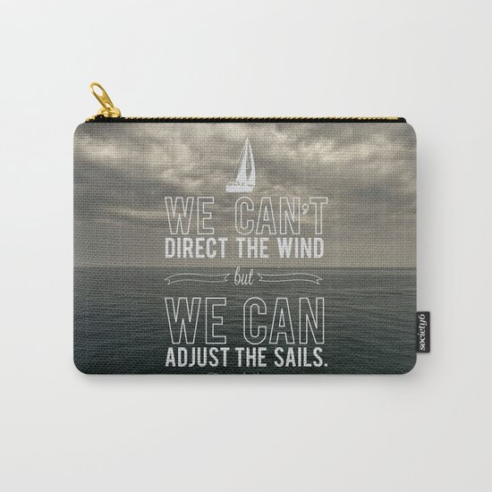 Adjust the sails Carry-All Pouch