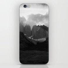 Torres del Paine iPhone & iPod Skin