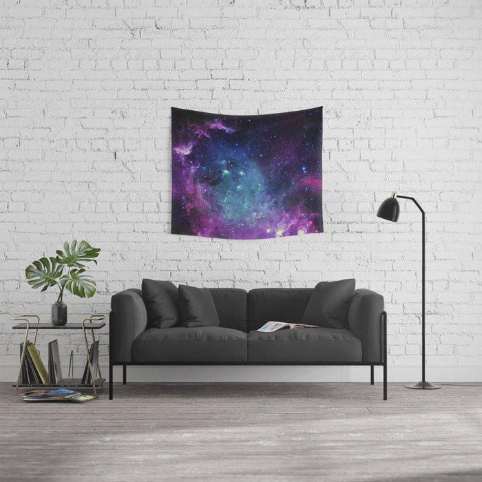 Starfield Wall Tapestry
