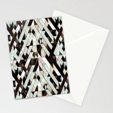 Trashed Stationery Cards