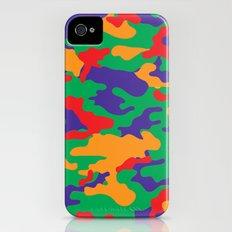 Camouflage Slim Case iPhone (4, 4s)