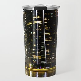 A Ripple of Water Travel Mug