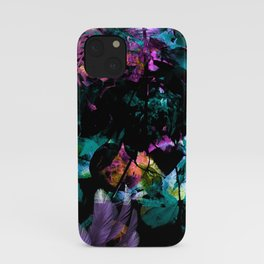Power Floral iPhone Case