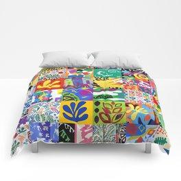 Henri Matisse Montage Comforters