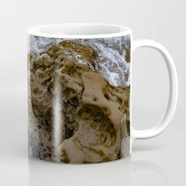 when water meets rock Coffee Mug
