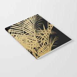 Golden Palms Notebook