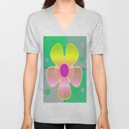 All In Colors part two Unisex V-Neck
