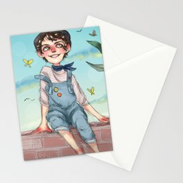 summer harry Stationery Cards
