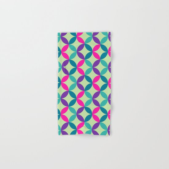 Color Switch II Hand & Bath Towel