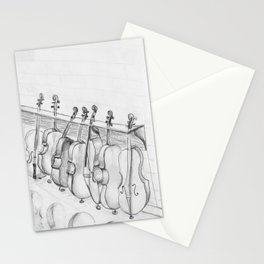 Cellos Stationery Cards
