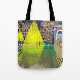 Edinburgh at Night Tote Bag