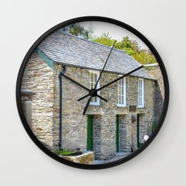 The Lost Gardens of Heligan - Melon House Wall Clock