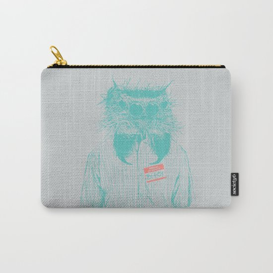 Mr. Bitey Carry-All Pouch