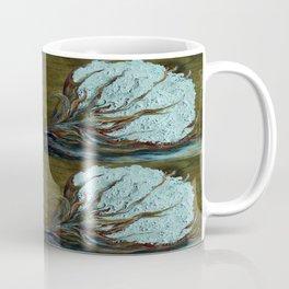 Four Square Cotton Coffee Mug