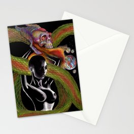D&D Creation Stationery Cards