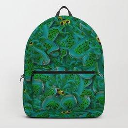 Cute squid Backpack
