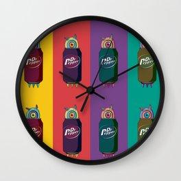 Pop Art 01 Wall Clock