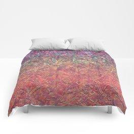 Sparkley Grunge Relief Background G179 Comforters