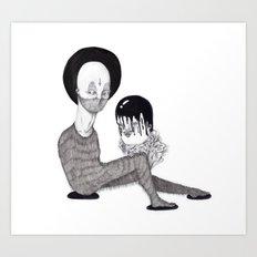 Desmembrado Art Print