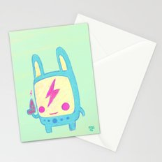 Baby Lemi the Space Wanderer Stationery Cards