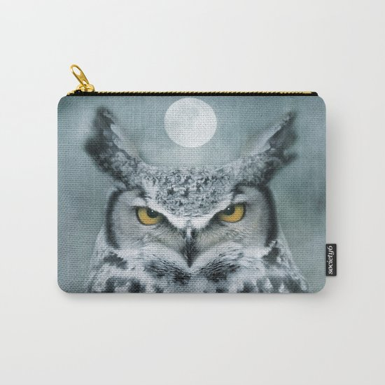 By the light of the Moon... Carry-All Pouch