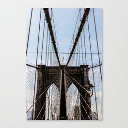 Brooklyn Born and Raised Canvas Print