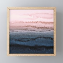 WITHIN THE TIDES - HAPPY SKY Framed Mini Art Print