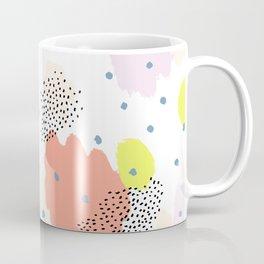 Blotchy Pattern Coffee Mug