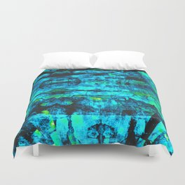 Bioluminescence Duvet Cover