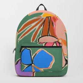 VINTAGE GARDEN GREEN Backpack