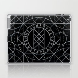 Web of Wyrd  -The Matrix of Fate Laptop & iPad Skin