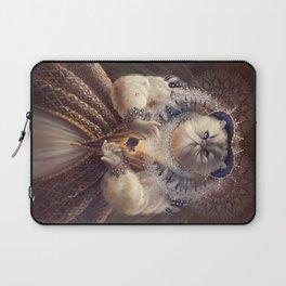 Cat Queen Laptop Sleeve