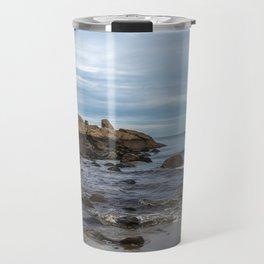 Front Beach 12-4-19 Travel Mug