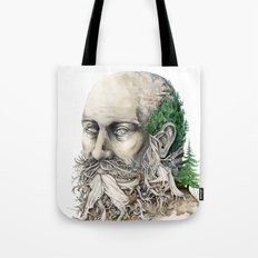 Element : Earth Tote Bag