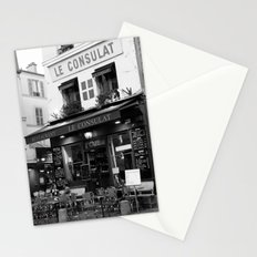 B&W Le Consulat Stationery Cards