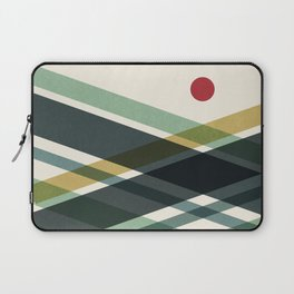 The red dot Laptop Sleeve