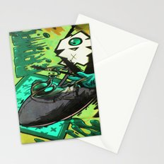 HUMAN FLY Stationery Cards
