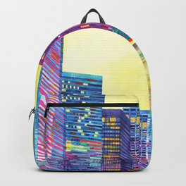 Chicago River Backpack