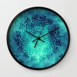 Mandala vibes 3. Wall Clock