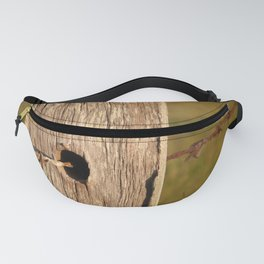 Barbed wire fence Fanny Pack