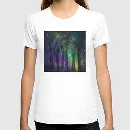 Magic Night Sky T-shirt