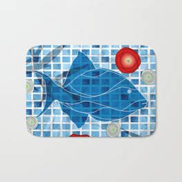 By The Pool !! Bath Mat