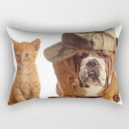 My Funniest moment Rectangular Pillow